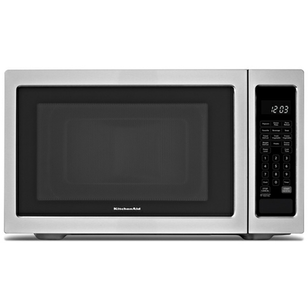 Kitchen Aid Wall Microwave Come With Trim Kit