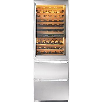 U Line Panel Ready Built In Wine Cooler