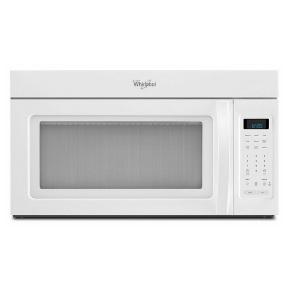 Whirlpool WMH31017AW 1.7 cubic ft. Microwave Hood Combination with 2-Speed Fan at Sears.com